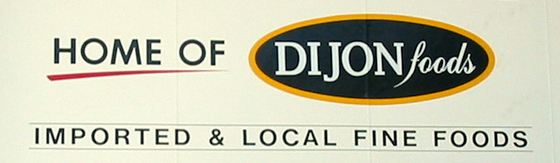 Dijon Sign