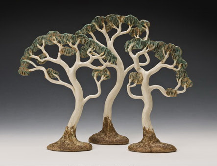 Clay Sculpture Tree of Life