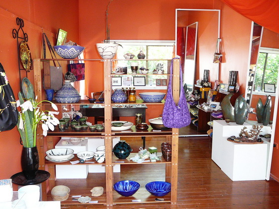 Pottery Studio Makover