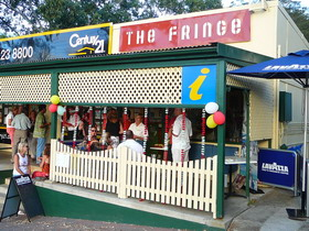 The Fringe Cafe